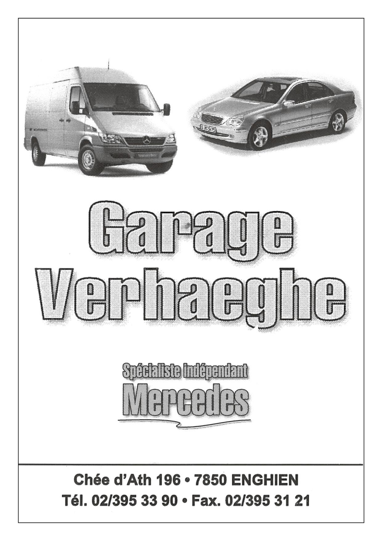 Garage Verhaeghe
